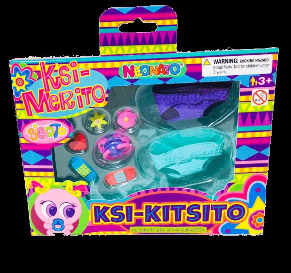 Ksi Kitsito - Accesorios originales Ksi meritos
