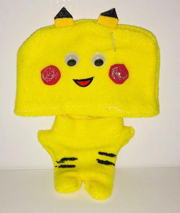 Vestidos para ksi meritos - Pikachu