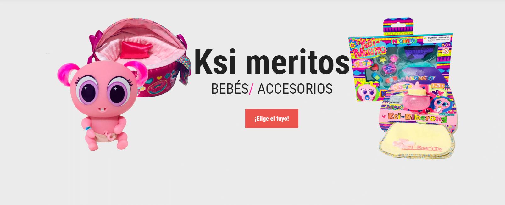 Comprar Ksi Meritos online