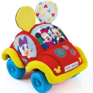 mickey coche blandito interactivo